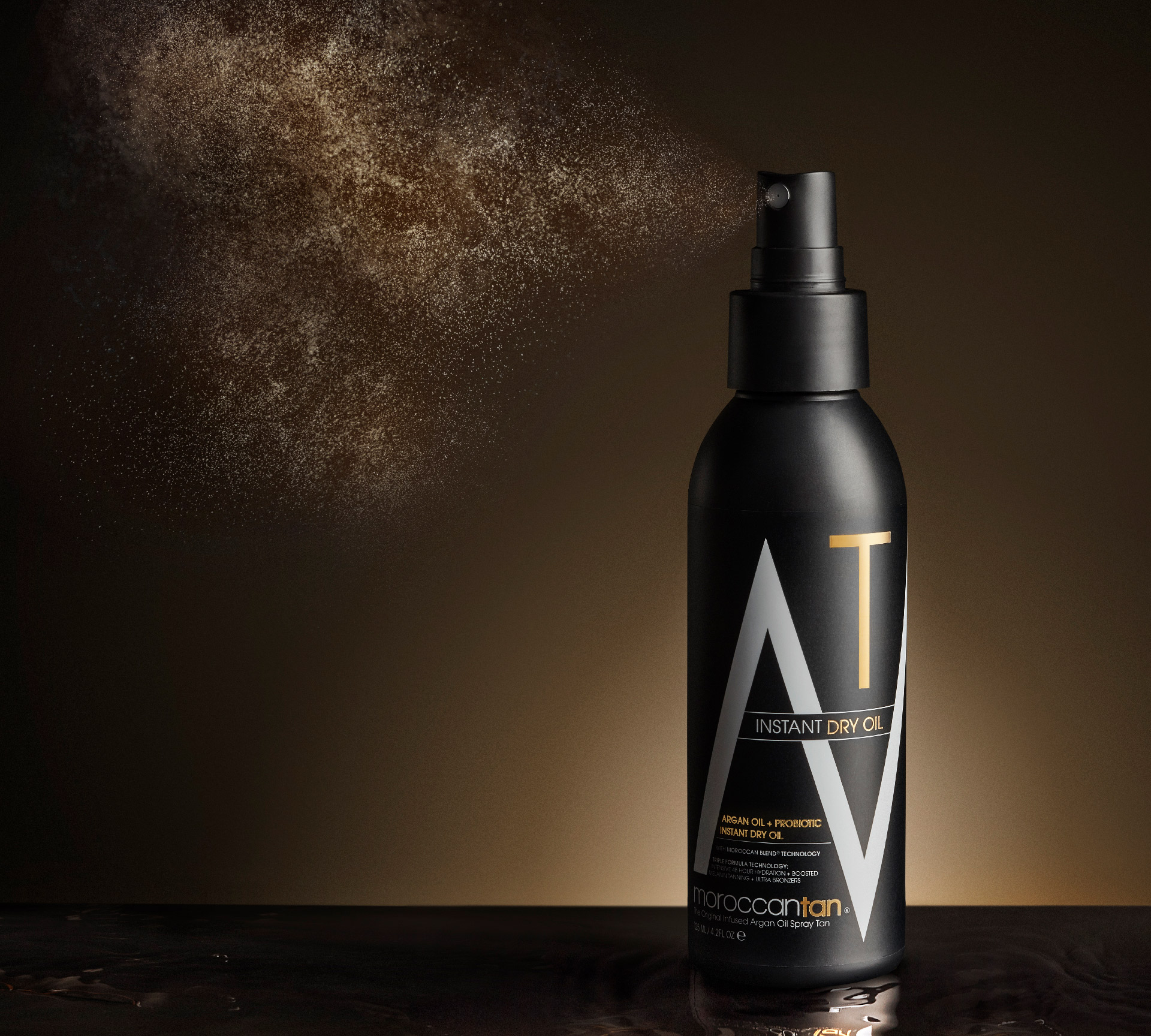 MoroccanTan launches new Instant Dry Oil – The Exceptional Oil